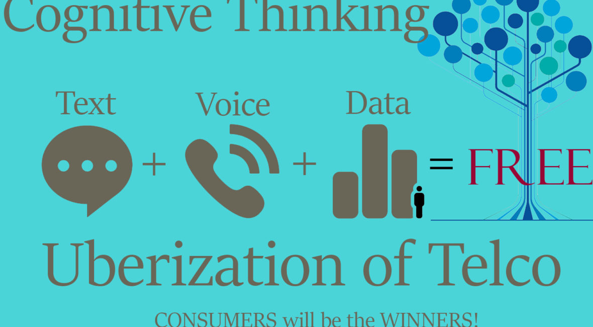 Uberization of Telco, Cognitive Telco
